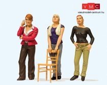 Preiser 45139 Fiatal hölgyek (G)