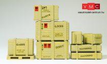 Preiser 45200 Faládák, 8 db (G)