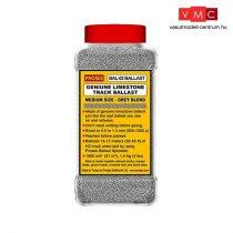Proses BAL-N-02 1.4 Kg (3 lbs) Authentic Limestone Ballast N-Scale (Grey Blend)