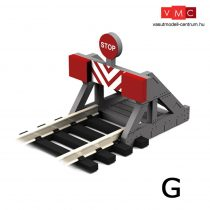 Proses BF-G-03 G Scale Buffer Stop w/Assorted Decals (2 pcs)