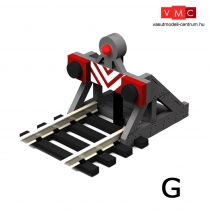Proses BF-G-04 G Scale Buffer Stop w/Light (2 pcs)