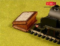 Proses BF-HO-07 HO/OO Scale Authentic Wood Buffer Stop Kit (2 in a pack)