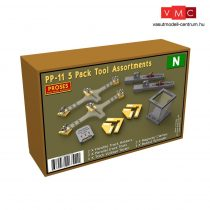 Proses PP-11 5 Pack Tool Assortments for N