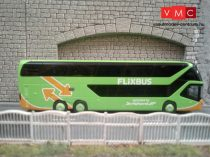 Rietze 69041 Neoplan Skyliner 2011 autóbusz, Flixbus - Dr. Richard (AT) (H0)