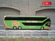 Rietze 69043 Neoplan Skyliner 2011 autóbusz, Flixbus (H0)