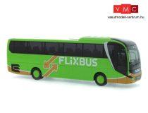 Rietze 74820 MAN Lion's Coach 2017 autóbusz, Flixbus (H0)
