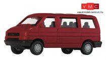 Roco 00941 Volkswagen T4 busz, borvörös (TT)