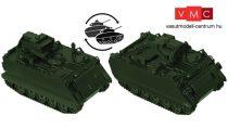 Roco 5035 M901 / M981 lánctalpas rakétás páncélvadász / megfigyelő jármű (H0) - US Arm
