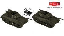Roco 5038 M10 Achilles / M36 Jackson harckocsi (H0) - US Army