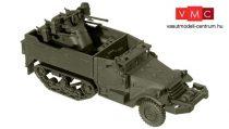 Roco 5048 M16 féllánctalpas katonai légvédelmi jármű (H0) - US Army