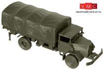 Roco 5067 MAN 630 L2 4x4 AE ponyvás katonai teherautó (H0) - Bundeswehr