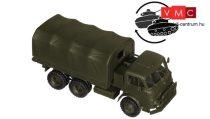 Roco 5125 Steyr 680 M3 (6x6) katonai ponyvás teherautó - ÖBH