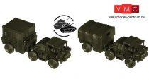 Roco 5137 M561 Gamma Goat katonai vontató - US Army (H0)