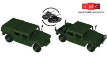 Roco 5141 M998 / M1038 Hummer katonai ponyvás terepjáró - US Army (H0)