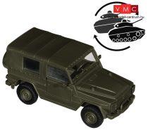 Roco 5150 Peugeot P4 (4x4) katonai terepjáró - Gendarmerie / France
