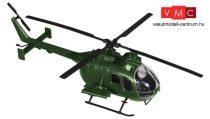 Roco 5160 Bo 105 katonai helikopter - Bundeswehr (H0)