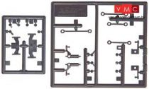 Roco 05200 Kormánymű-készlet (1772), Roco közúti járművekhez (H0)