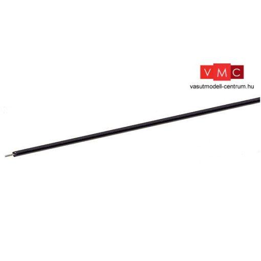 Roco 10630 Vezeték, 10 méter, fekete színben