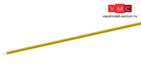 Roco 10634 Vezeték, 10 méter, sárga színben