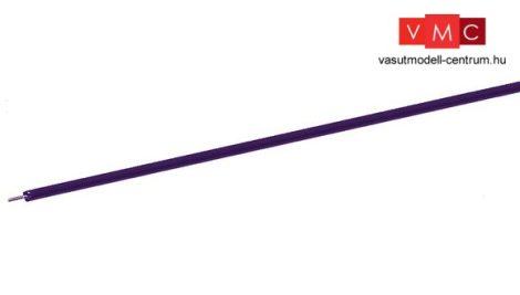 Roco 10637 Vezeték, 10 méter, lila színben