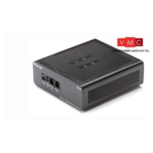 Roco 10765 Digitális kisegítő Booster, 50 VA 3,2 A