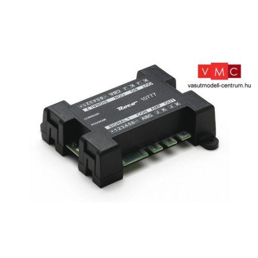 Roco 10777 Jelzővezérlő modul, DCC