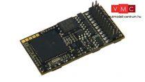 Roco 10891 Hangdekóder, PluX22, visszajelzésre képes, DCC (ZIMO MX645P22)