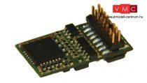 Roco 10895 Mozdonydekóder, PluX16, visszajelzésre képes, DCC (ZIMO MX630P16)