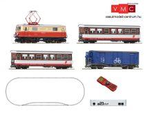 Roco 31033 Digitális kezdőkészlet: Rh 1099 villanymozdony személyvonattal, z21Start + multi