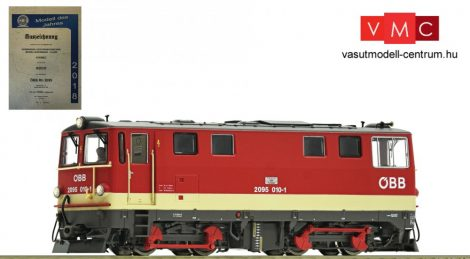 Roco 33293 Dízelmozdony Rh 2095, ÖBB, közlekedésvörös/csontszín (H0e) (E5) - Sound