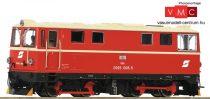 Roco 33300 Dízelmozdony Rh 2095 008-5, vérnarancs színben, ÖBB (E5) (H0e)