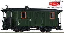 Roco 34048 Poggyászkocsi, KDp, DR (E3-4) (H0e)