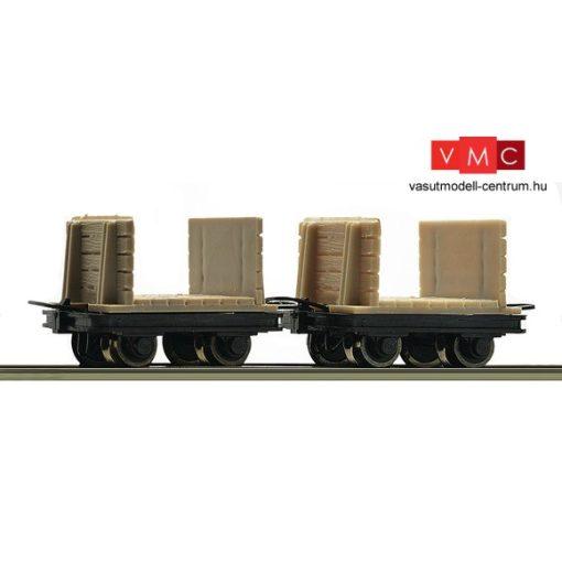 Roco 34604 Zárt homlokfalú lóré készlet (2 db)