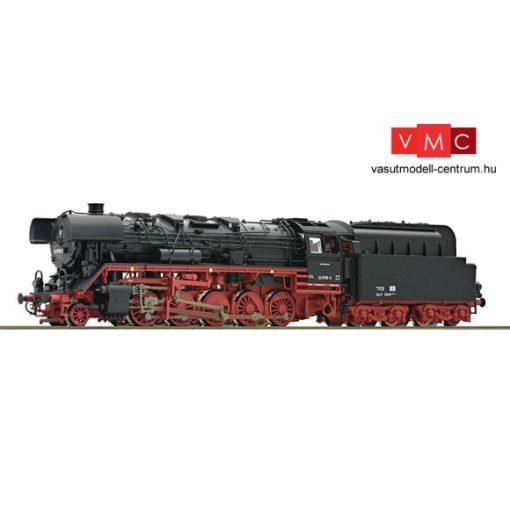 Roco 36021 Gőzmozdony BR 44 9116, szénpor szerkocsival, DR (E4)