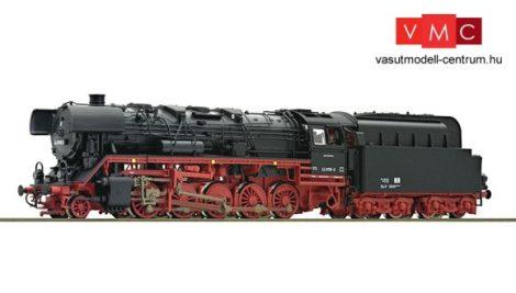 Roco 36022 Gőzmozdony BR 44 9116, szénpor szerkocsival, DR (E4) - Henning-Sound
