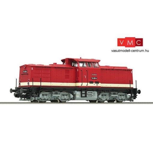 Roco 36303 Dízelmozdony BR 114, DR (E4) - Sound