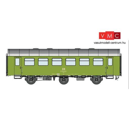 Roco 37700 Személykocsi, háromtengelyes B3ga, 2. osztály, DR (E4)