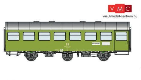 Roco 37703 Személykocsi, háromtengelyes Bagtr(e), 2. osztály, DR (E4)