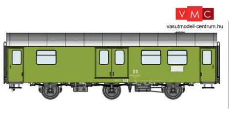 Roco 37705 Poggyászkocsi, háromtengelyes Dag(e), DR (E4)