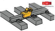 Roco 40004 Rögzítősaru, 12 db, sárga színben (Roco Line)