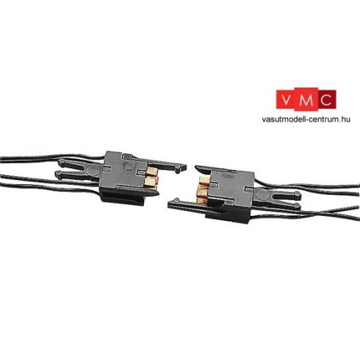 Roco 40345 Kuplung elektromos kapcsolathoz, NEM, 4 pólusú