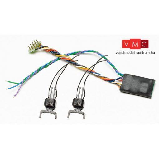 Roco 40411 Digitális multiprotokol dekóder 2 db Digi-Kuplunggal, egyedi beépítésre ajánlo