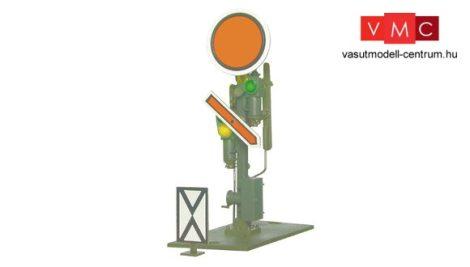 Roco 40609 Alak előjelző, mozgó tárcsával, mozgó jelzőkarral (H0)