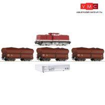 Roco 41508 Digitális kezdőkészlet: Dízelmozdony BR 110 tehervonattal, DR + z21 vezérlővel