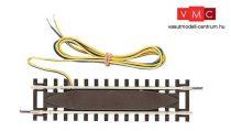 Roco 42421 Árambevezető sín 115 mm, zavarszűrővel, Roco LINE