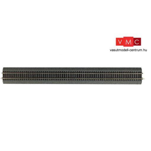 Roco 42506 Gumiágyazatos egyenes sín G4, 920 mm, Roco LINE