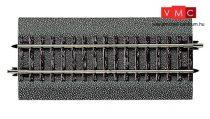 Roco 42511 Gumiágyazatos egyenes sín DG1, 119 mm, Roco LINE