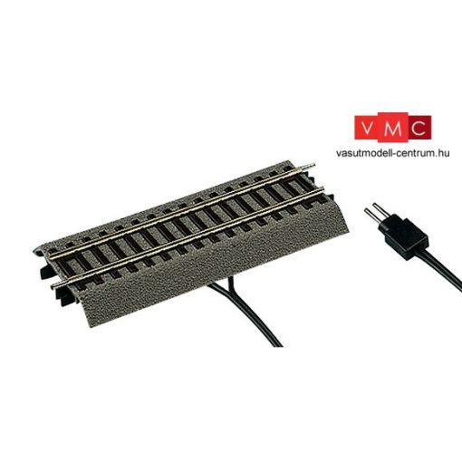 Roco 42517 Gumiágyazatos egyenes (digitális) árambevezető sín G1/2, 115 mm, Roco LINE
