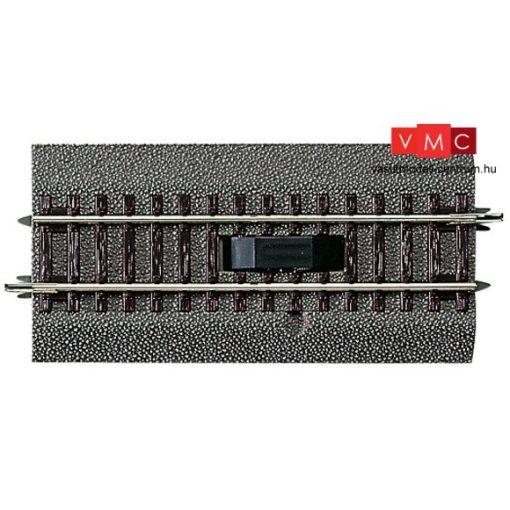 Roco 42519 Gumiágyazatos elektromos kocsiszétkapcsoló vágány, G1/2, 115 mm, Roco LINE