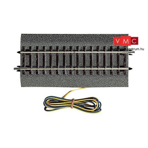 Roco 42521 Gumiágyazatos árambevezető sín, G1/2, 115 mm, zavarszűrővel, Roco LINE